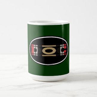 イラクサービスリボンCMBのマグ コーヒーマグカップ