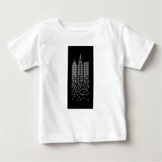 イラストレーション ベビーTシャツ