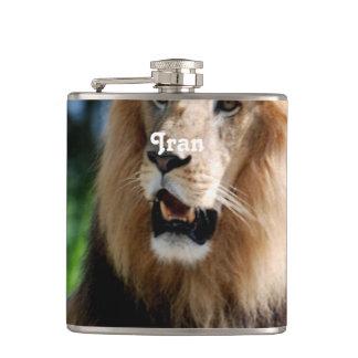イランのアジアのライオン フラスク
