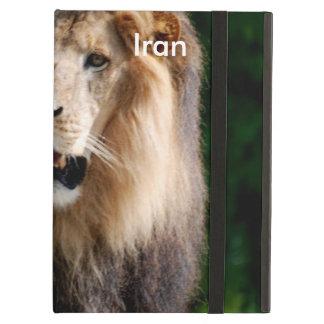 イランのアジアのライオン iPad AIRケース