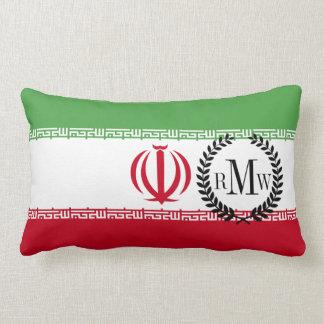 イランの旗 ランバークッション