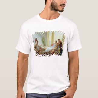 イリオスで災害のディドを告げるAeneas Tシャツ