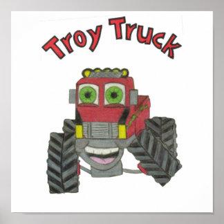 イリオスのトラック ポスター