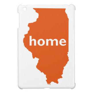 イリノイの家 iPad MINIケース