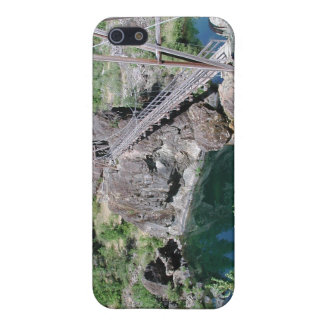 イリノイの川のKalmiopsisの荒野 iPhone SE/5/5sケース