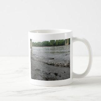イリノイの川 コーヒーマグカップ