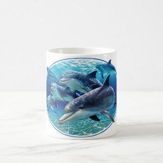 イルカのギア コーヒーマグカップ