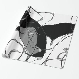 イルカのギフトの包装紙 ラッピングペーパー