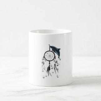 イルカのコップ コーヒーマグカップ