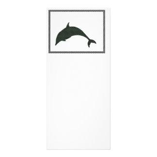 イルカのサイロのタイル ラックカード