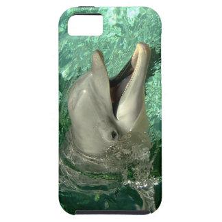イルカのスマイル iPhone SE/5/5s ケース