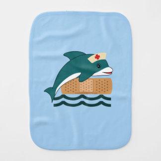 イルカのナース バープクロス