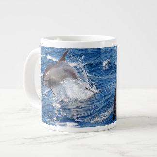 イルカの冒険 ジャンボコーヒーマグカップ