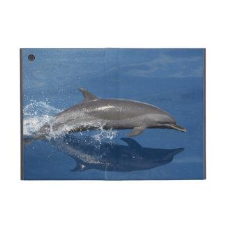 イルカの写真 iPad MINI ケース