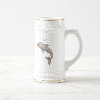 イルカの夢 ビールジョッキ