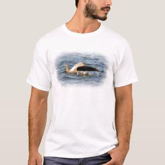 イルカの尾 Tシャツ