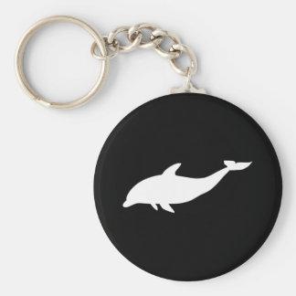 イルカの形 キーホルダー