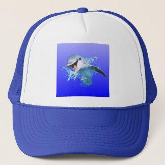 イルカの微笑 キャップ