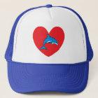 イルカの恋人の帽子 キャップ