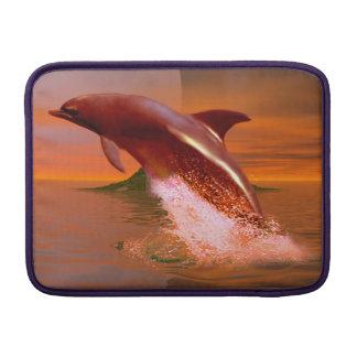 イルカの惑星 MacBook スリーブ