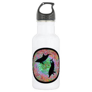 イルカの愛 ウォーターボトル