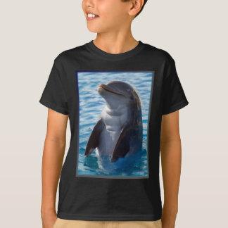 イルカの立場 Tシャツ