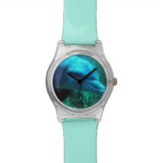 イルカの腕時計 腕時計
