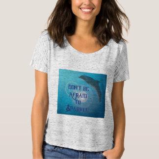 イルカの輝き Tシャツ