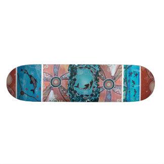 イルカのCorroboreeのスケートボード スケートボード