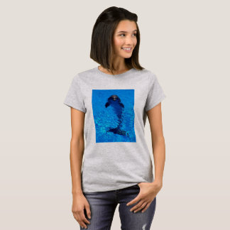 イルカのTシャツ Tシャツ