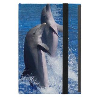 イルカはちょうど名前を加えます iPad MINI ケース