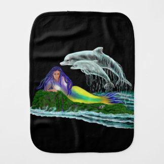 イルカを持つ人魚 バープクロス