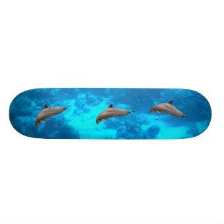 イルカ オリジナルスケートボード