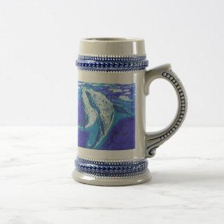 イルカ ビールジョッキ