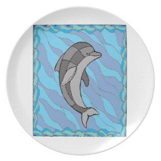 イルカ プレート