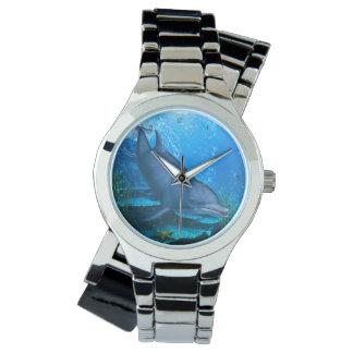 イルカ 腕時計