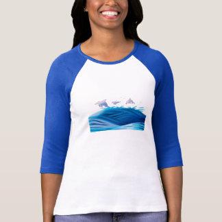 イルカ/Dolphin Tシャツ