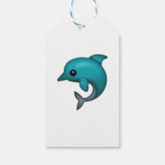 イルカ- Emoji ギフトタグ