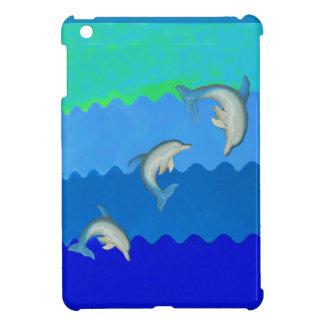 イルカ(Floridiaおよびミシシッピー) .jpg iPad Mini Case
