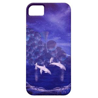 イルカiPhone5の例 iPhone SE/5/5s ケース