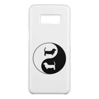 インおよびヤンのバセットハウンド Case-Mate SAMSUNG GALAXY S8ケース