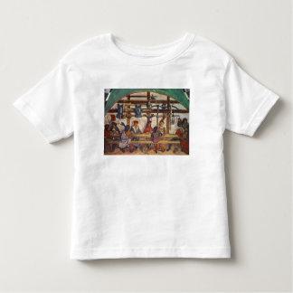 インのインテリア トドラーTシャツ