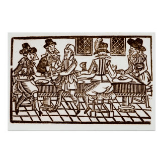 インの食事 ポスター