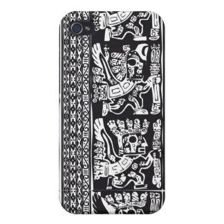 インカ人の` sのフォント、手紙O iPhone 4 ケース