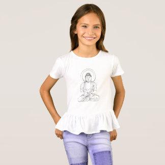 インク慈悲深い仏 Tシャツ