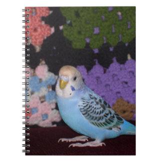 インコのノート ノートブック