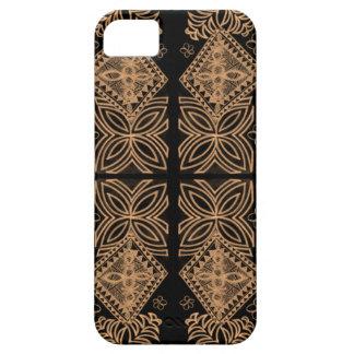 インスパイアポリネシアの植物相 iPhone SE/5/5s ケース