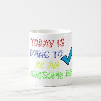 インスピレーションのためのコーヒー・マグ! コーヒーマグカップ