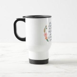 インスピレーションのコーヒー・マグ トラベルマグ