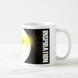 インスピレーションのマグ コーヒーマグカップ